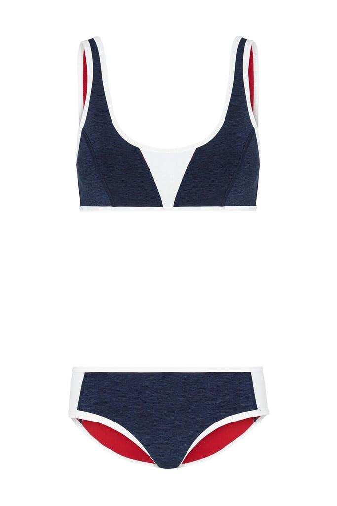 Duskii Monte Carlo Crop Bikini