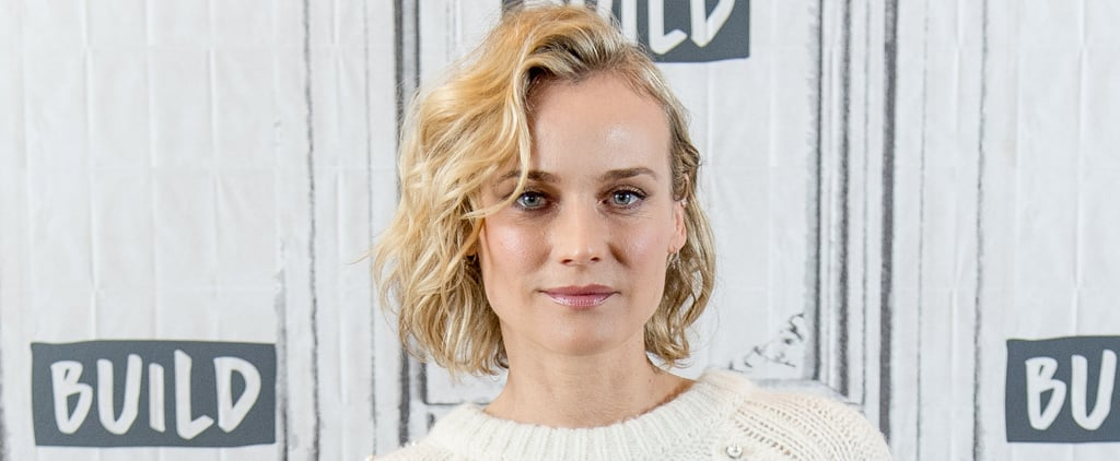 "Diane Kruger Says Working With Quentin Tarantino Was ""Pure Joy"""