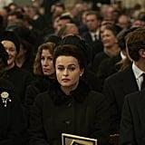 Helena Bonham Carter and Ben Daniels as Princess Margaret and Antony Armstrong-Jones