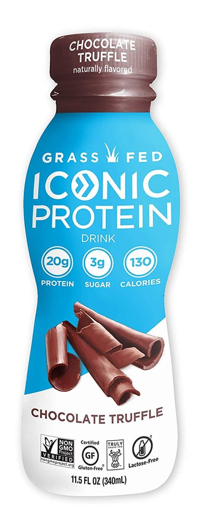 Iconic Grass-Fed Protein Drinks