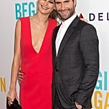 Adam Levine and Behati Prinsloo Are Married!
