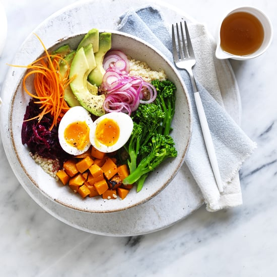 Egg Buddha Bowl Recipe