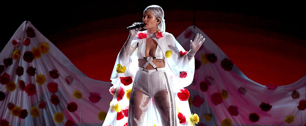 Halsey Gives Off Major Rihanna Vibes During Her BBMAs Performance