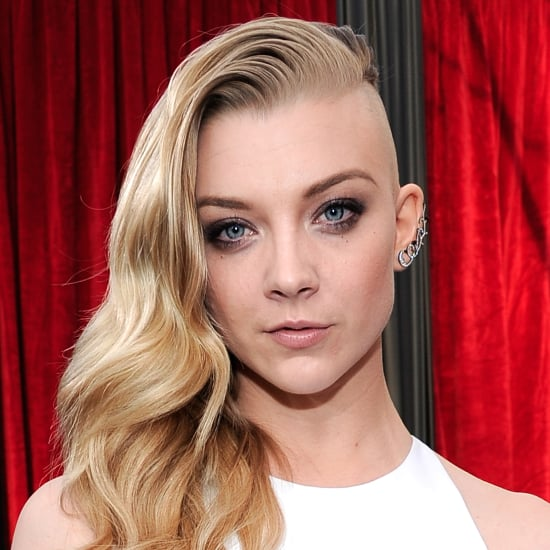 Natalie Dormer's Hair and Makeup at SAG Awards 2014