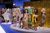 Inspired By The Price Is Right, Moschino's Flashy Show Needs to Be Seen to Be Believed