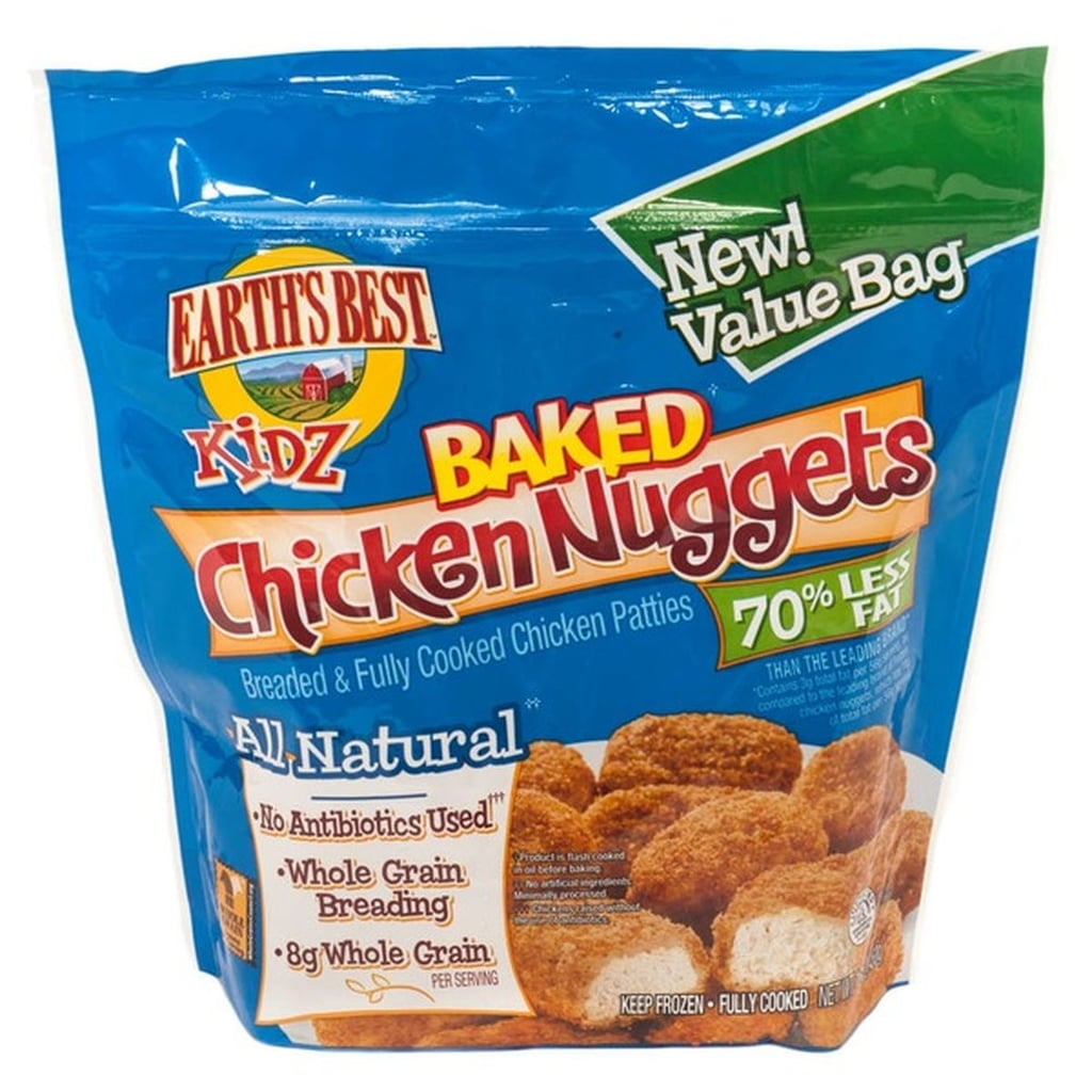 Earth's Best Chicken Nuggets ($8)