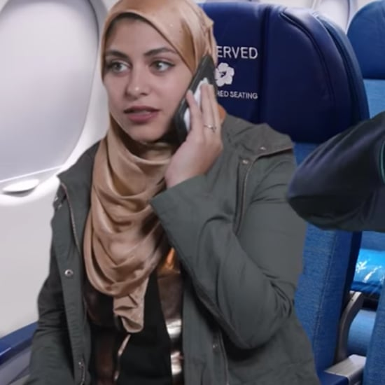 Muslims on a Plane