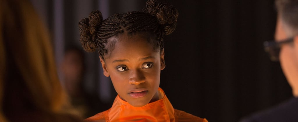 Who Does Letitia Wright Play in Ready Player One?