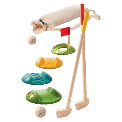 Wooden Golf Set