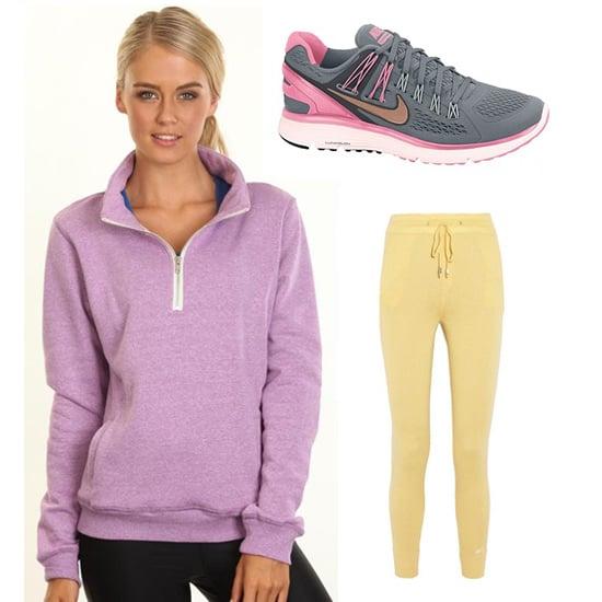 Pastel Workout Clothes, Pretty Gym Clothes