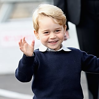 What Is Prince George's Dream Job?