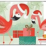 Starbucks Holiday Gift Card — Flamingos