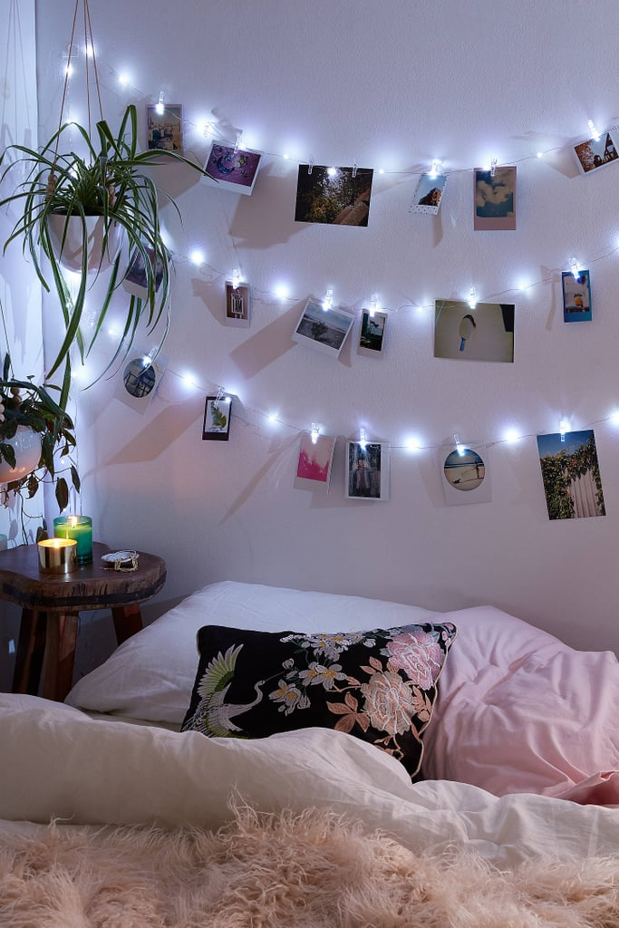 Urban Outfitters Photo Clip Galaxy String Lights
