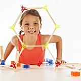 For 3-Year-Olds: Brackitz Architect 100 Piece Set