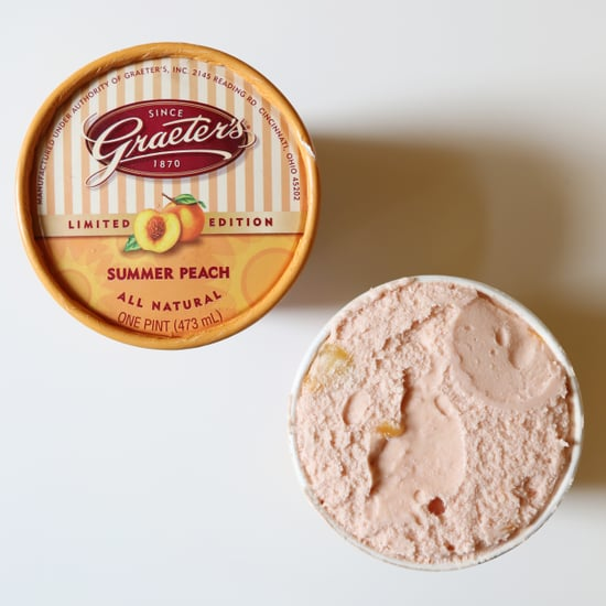 Graeter's Summer Peach Ice Cream Review