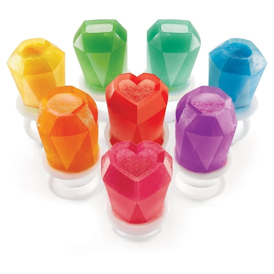 Target Ring Pop Molds