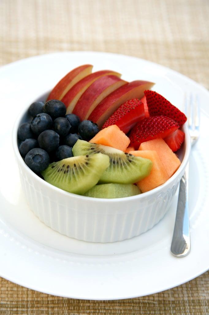 Eat Fruit For Dessert