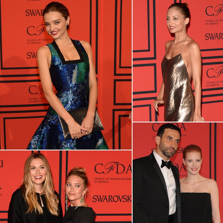 Stars Step Out in Style For the CFDA Fashion Awards!