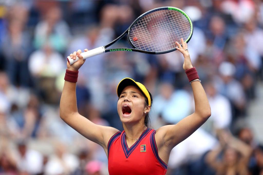 Emma Raducanu Wins 2021 US Open Women's Singles Final