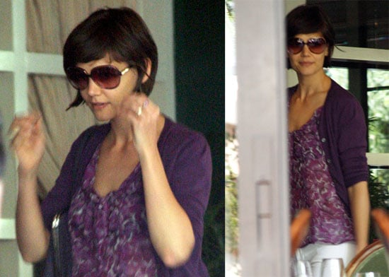 Photos of Katie Holmes in Beverly Hills 2008-06-10 12:30:00