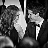 Eddie Redmayne and Hannah Bagshawe Photos Together