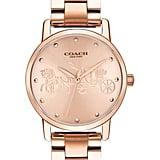 Coach Grand Bracelet Watch