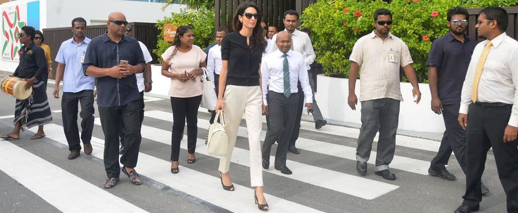 21 Summer Style Hacks to Steal From Amal Clooney and Wear to Work