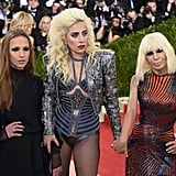 Lady Gaga at the Met Gala Pictures