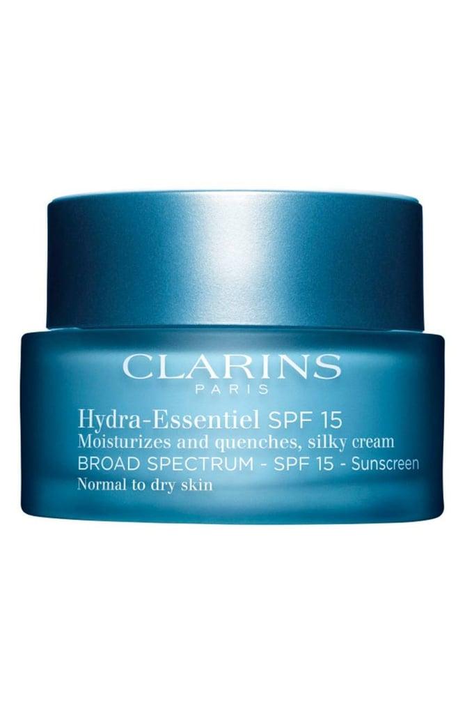 Clarins Hydra-Essentiel Silk Cream SPF 15