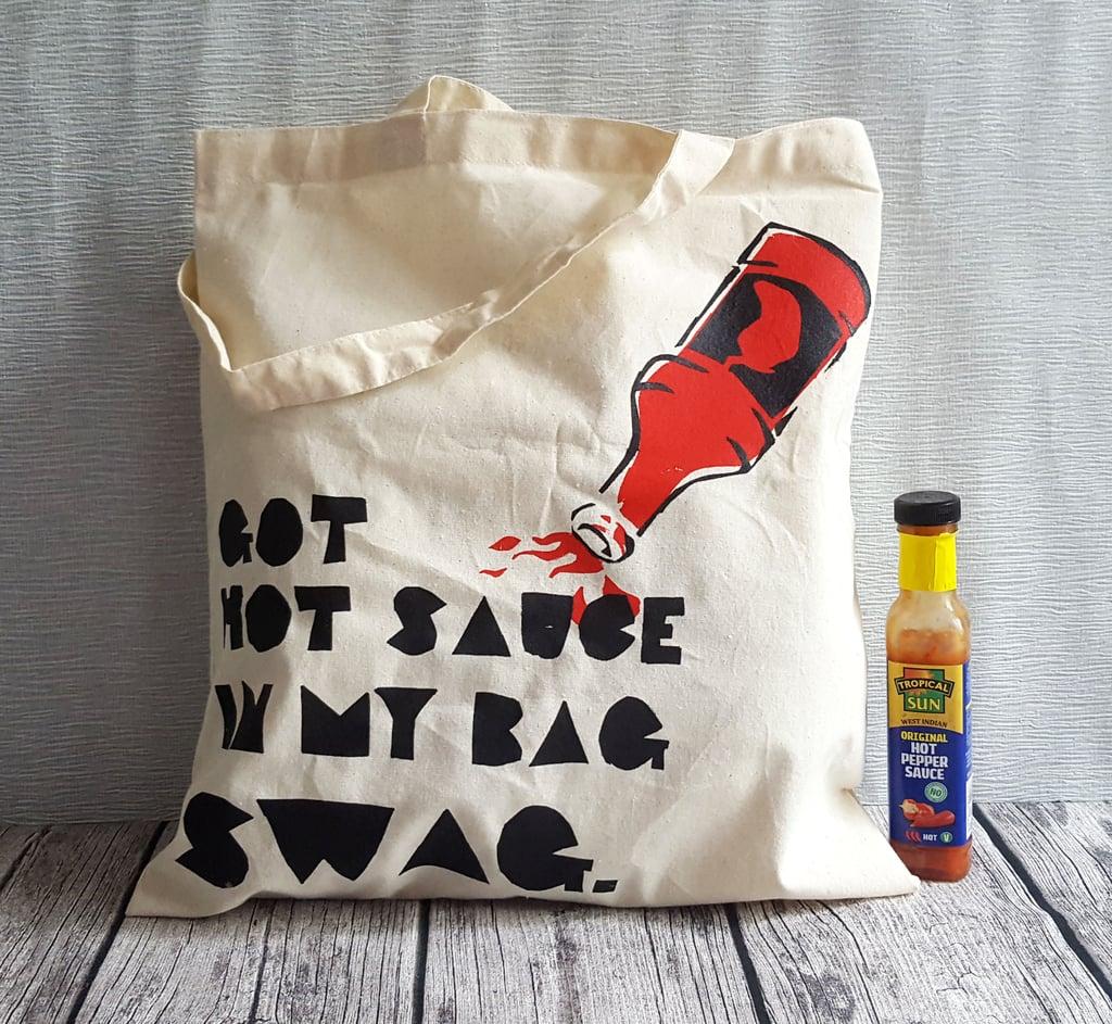 Ginger Doodles Designs Tote Bag