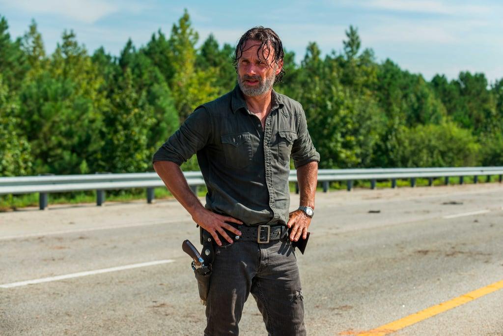 The Walking Dead Season 7 Pictures 2017