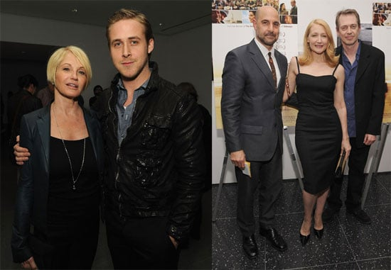 Ryan Gosling Pays a Visit to The Visitor Premiere