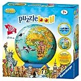 Ravensburger World Map Puzzleball