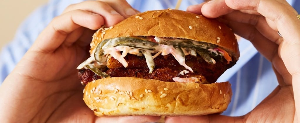 Now This Is How to Really Make a Great Chicken Burger