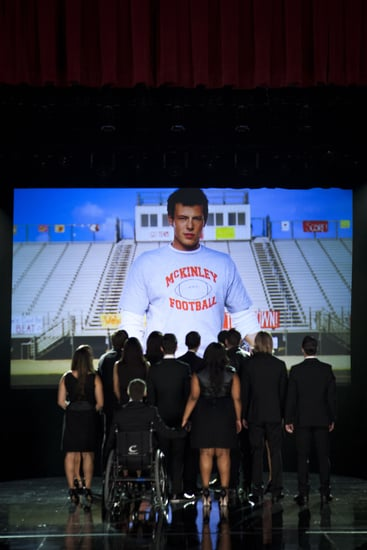 Most Bittersweet Goodbye: Glee's Cory Monteith episode