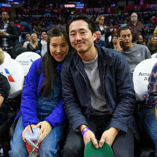 Steven Yeun and Wife Expecting Their First Child 2016
