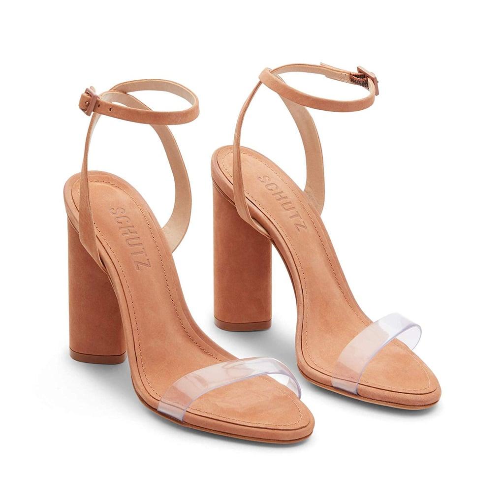 Schutz Geisy Heeled Sandals