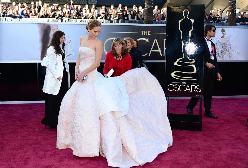 Most Stylish Oscar Nominees 2016