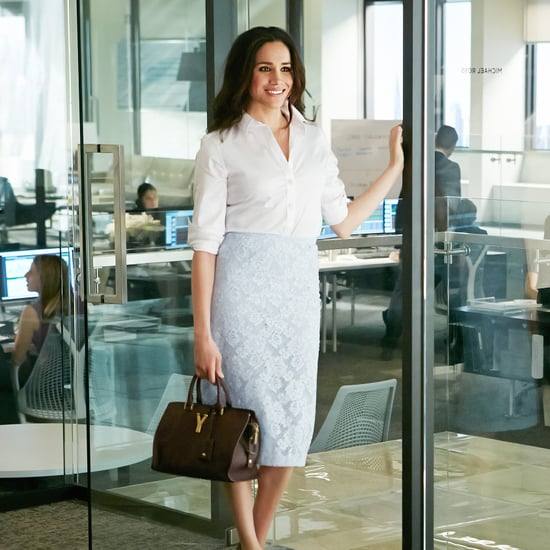 Meghan Markle on Suits Pictures