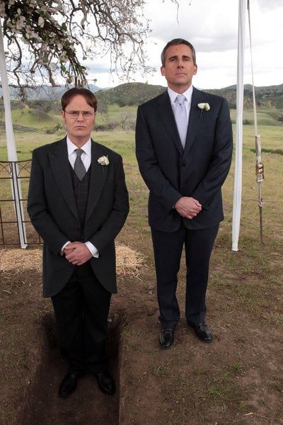 """It's only fitting that Michael is Dwight's """"Best Mensch"""" after all they've been through together, right?"""