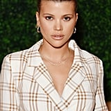 Sofia Richie Before Her New Blonde Hair Colour