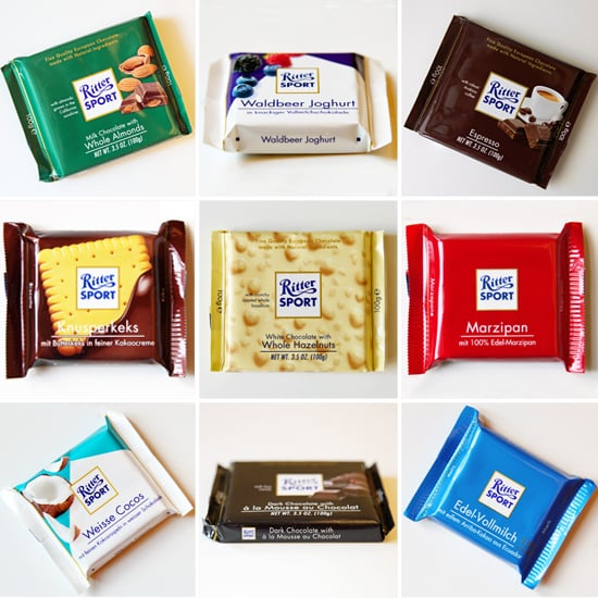 Ritter Sport Chocolate Taste Test