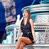 Taylor Swift Sydney Concert in the Rain November 2018
