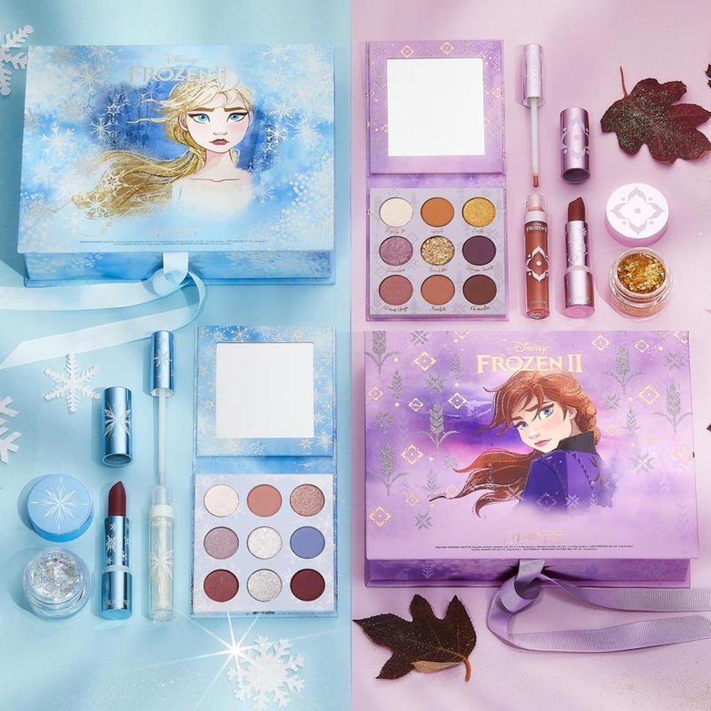 Whether You're an Anna or an Elsa, Colourpop's Frozen 2 Collection Is Fit For Any Queen