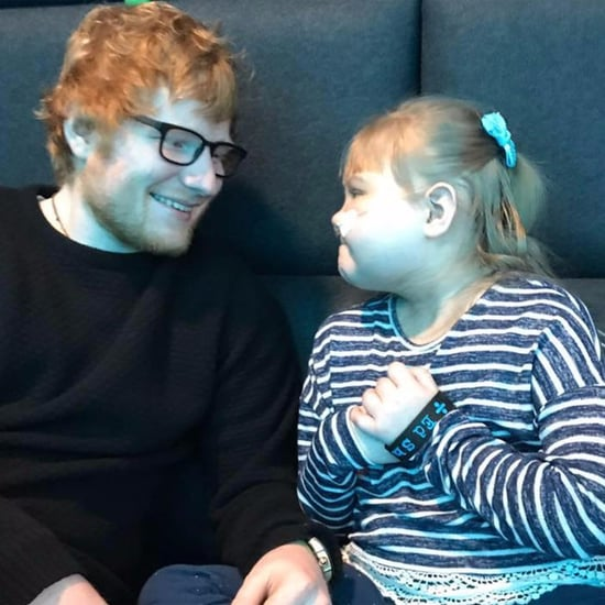 Ed Sheeran's Private Concert For Melody Driscoll May 2017