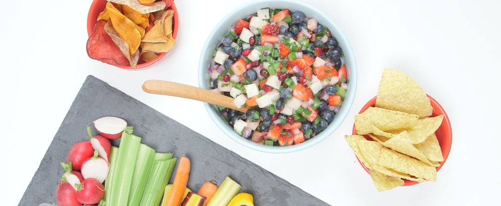A Superfood Salsa to Slim Your Waistline