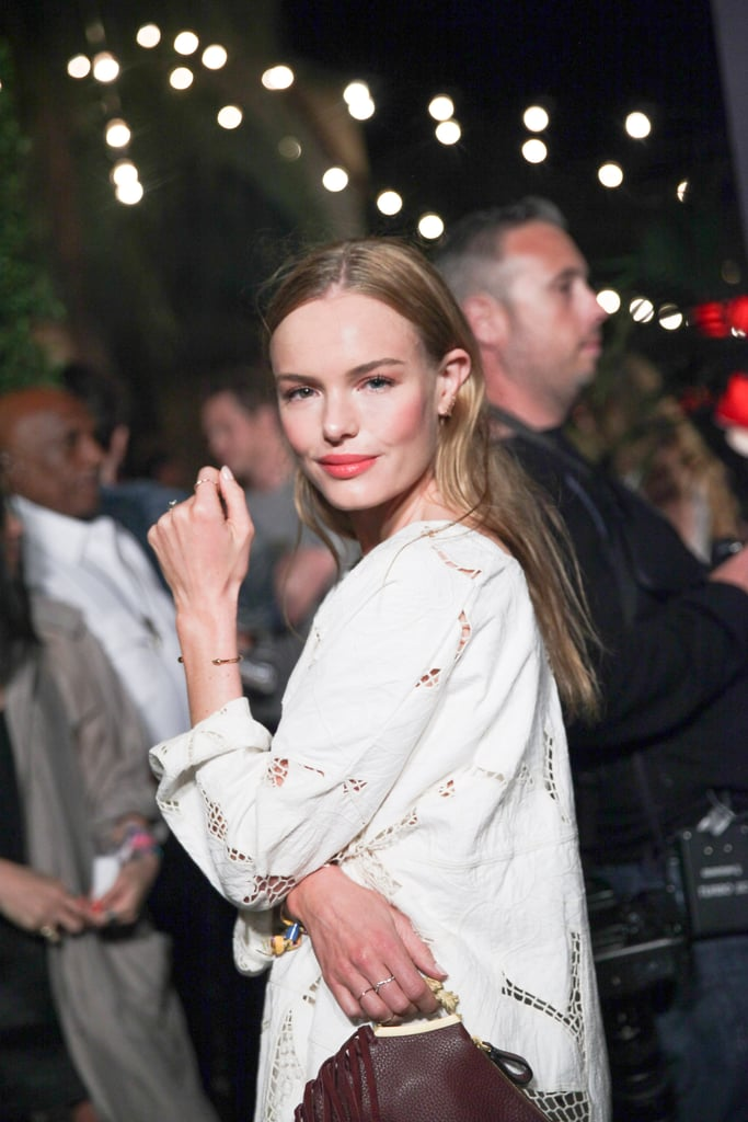 Kate Bosworth struck a pose.