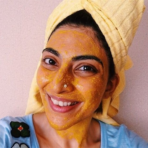 Natural DIY Desi Face Masks