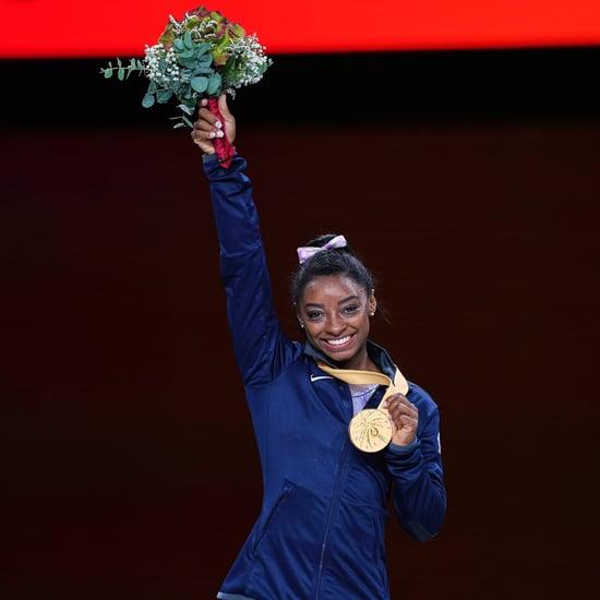 Can Simone Biles Do a Triple Back?
