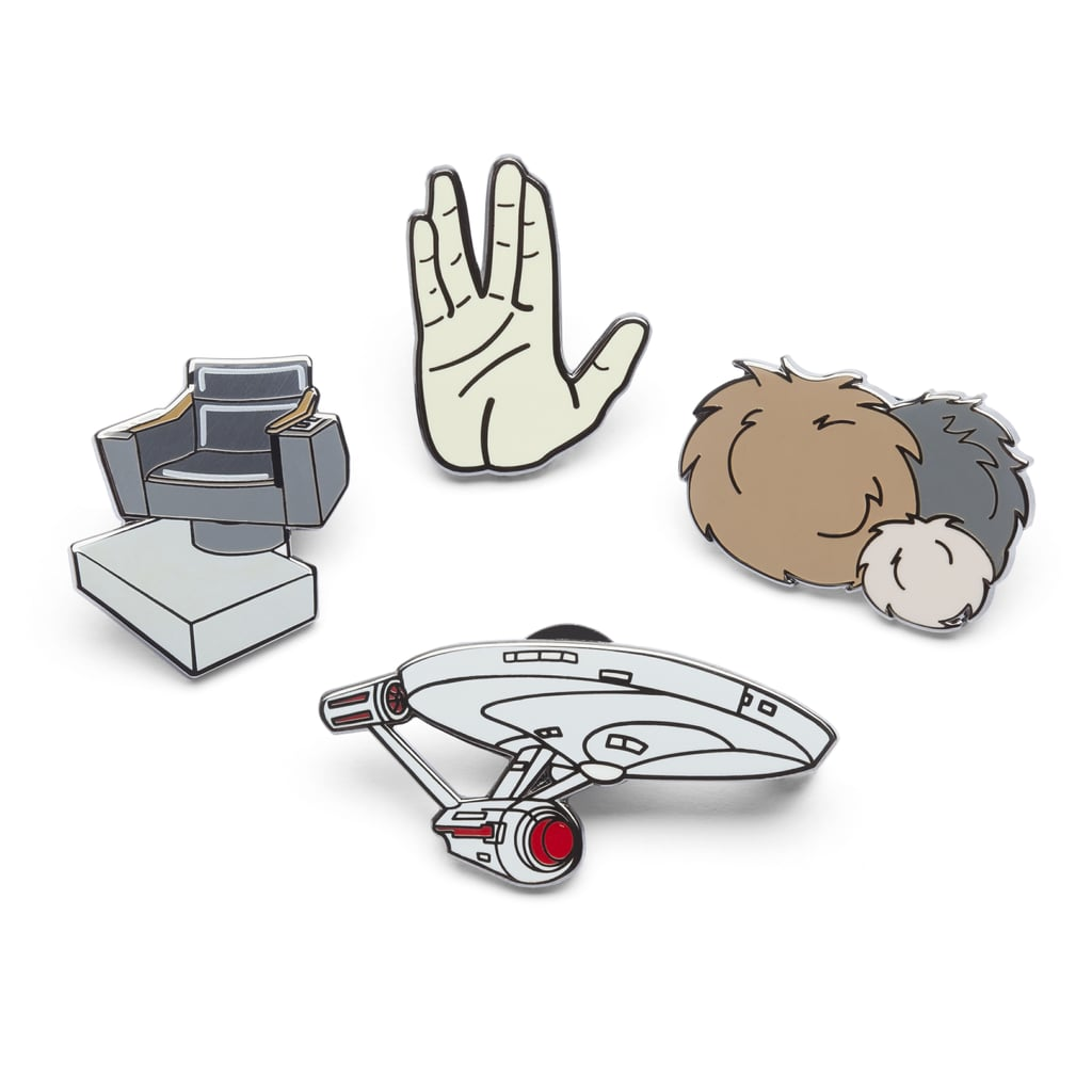 Star Trek: The Original Series Enamel Pin Set ($15)